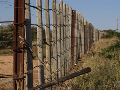 africa fence